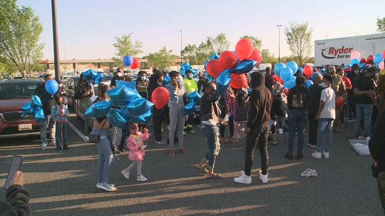 Prince George's County remembers 13-year-old shooting victim killed by 12-year-old