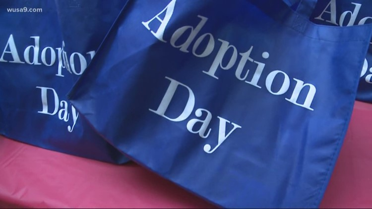 The 32nd Annual DC Adoption Day was filled with parents ready to change a little ones's life