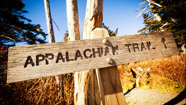 Part of Appalachian Trail still closed for power line work