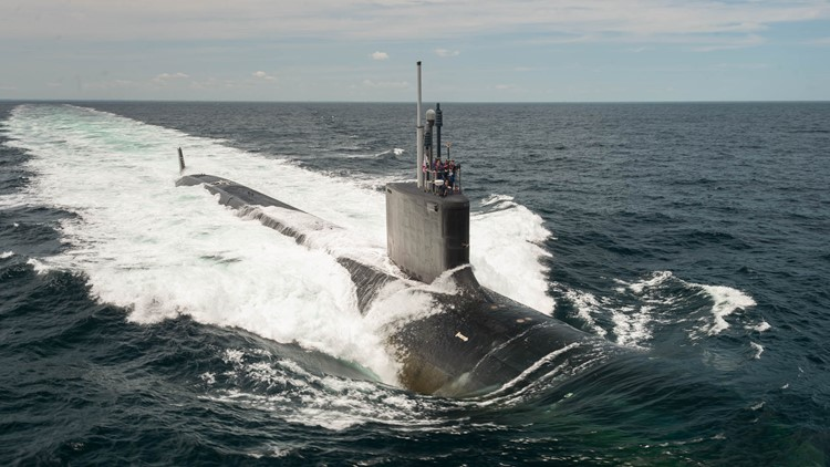 $2 billion added to shipbuilding budget, will pay for two Virginia-class subs