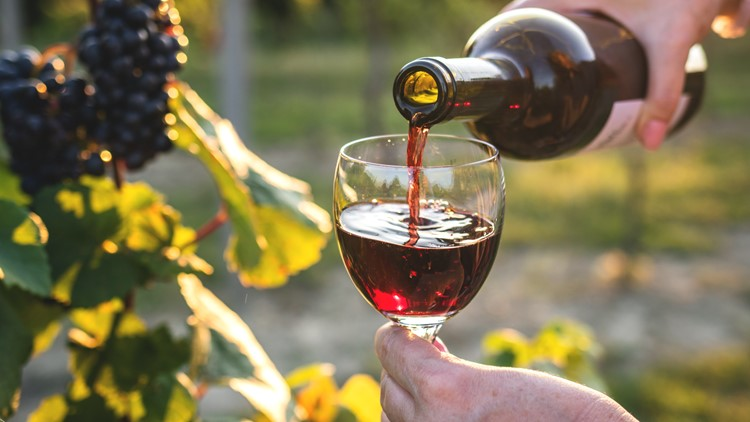 Virginia vineyard invests in agriculture, community
