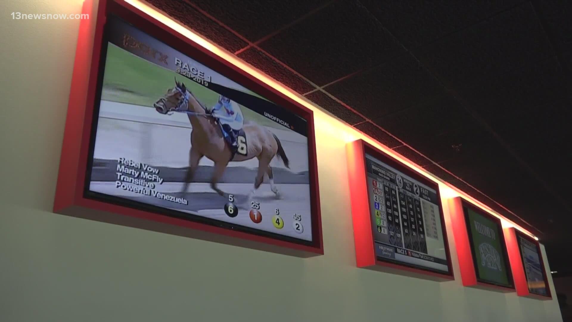 Sports betting lottery est virginia sports betting history