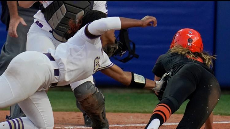 JMU softball wins another shocker, tops Oklahoma State