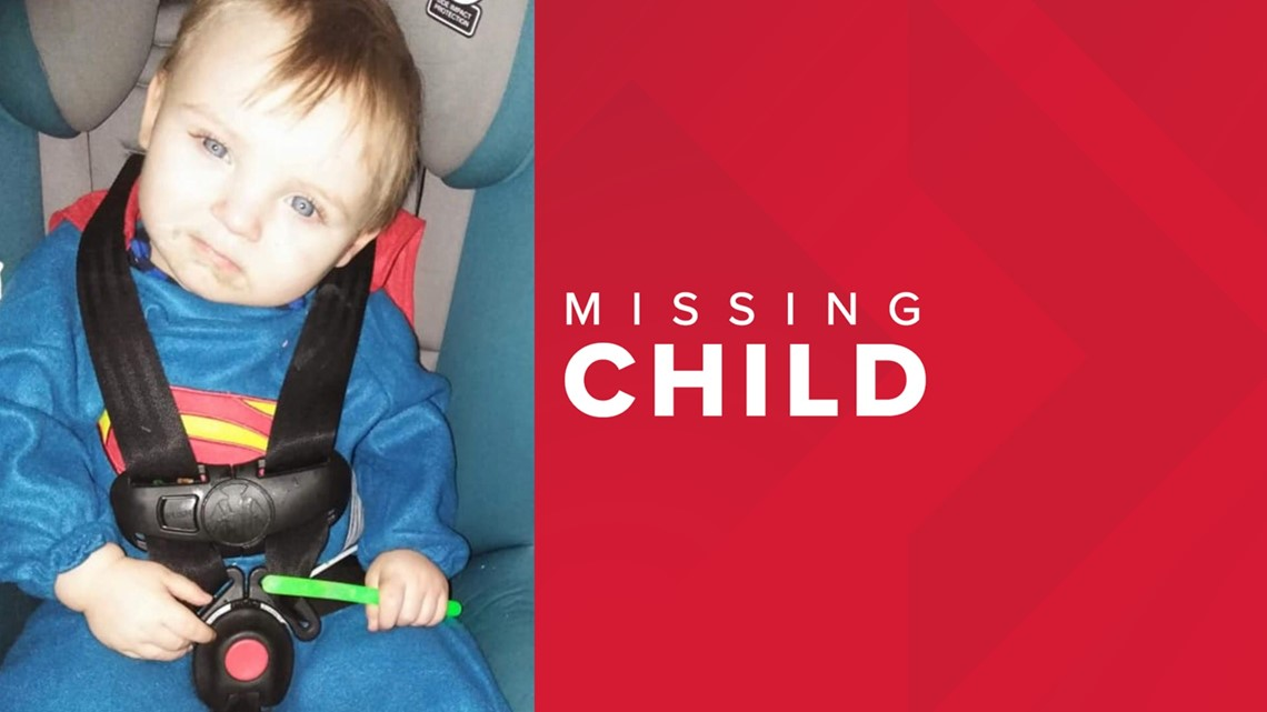 Mother of missing 2-year-old says she's working with Hampton law enforcement to 'find my baby'