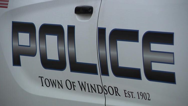 Video shows earlier traffic stop of soldier in Windsor, Virginia
