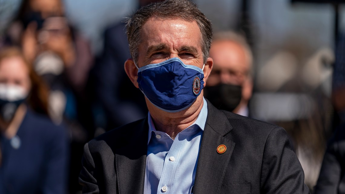 Virginia lifts mask mandate; COVID-19 restrictions to end in time for Memorial Day Weekend