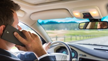 Virginia House, Senate pass bill that would make it illegal to hold phone while driving