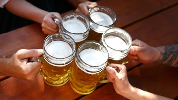 Virginia microbrewery owner provides ale to community on National Beer Day