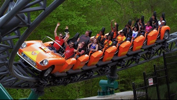 Busch Gardens offers free park admission to veterans, their family members