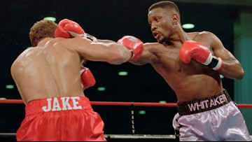 Celebrating the life of the Champ: Funeral, public viewing for Sweet Pea Whitaker today