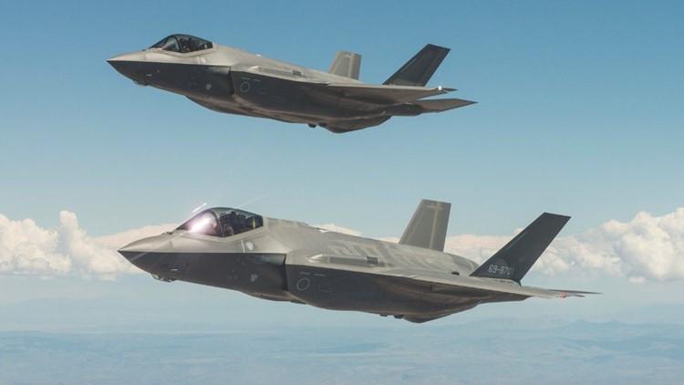 Lawmakers slam latest F-35 cost overrun