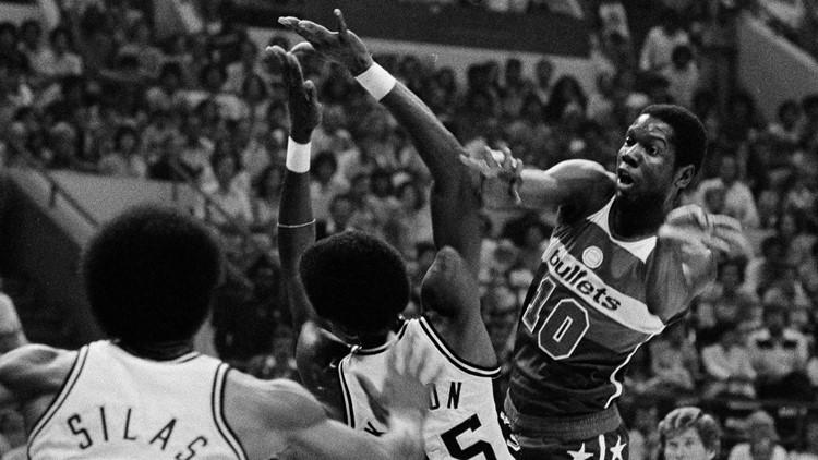Former Bullets player, Virginia native Bob Dandridge selected for Basketball Hall Of Fame