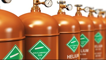 Helium shortage continues hurting Virginia business owners