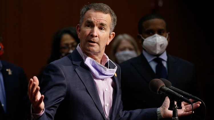 'Staying home is an act of love' | Gov. Northam urges Virginians to hold safe Thanksgiving festivities
