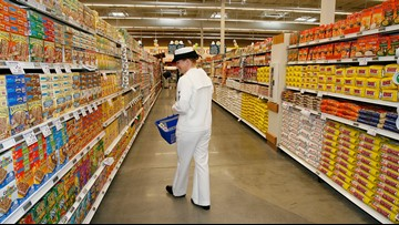 Veterans get more access to commissary and other services on military bases