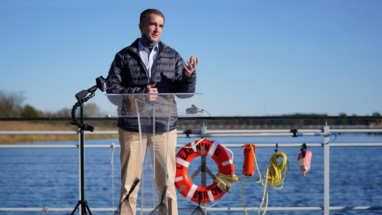 Northam announces $10 million to go toward oyster restoration