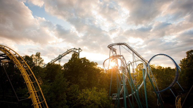 Busch Gardens' president gets in on Presidents' Day with ticket giveaway