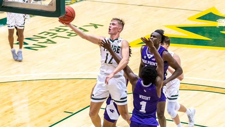 Tribe drops home opener to High Point 71-49