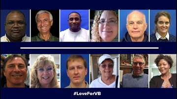 Funeral arrangements for Virginia Beach shooting victims