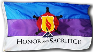 Virginia becomes first state to recognize Honor and Sacrifice flag