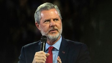 Falwell: Liberty University lawsuit is excuse to shame him